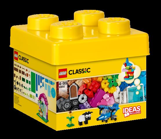 LEGO Classic - Kreatywne klocki LEGO 10692 zdjęcie 1