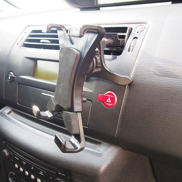 Samochodowy uchwyt na Tablet do kratki wentylacyjnej zdjęcie 6