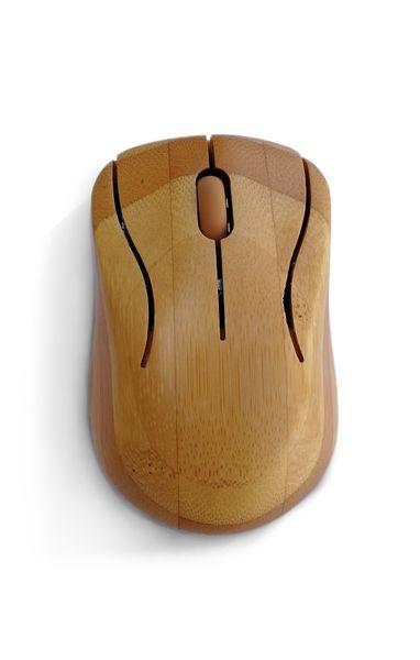 PROMOCJA bambusowa KLAWIATURA i mysz ZESTAW mała zdjęcie 4