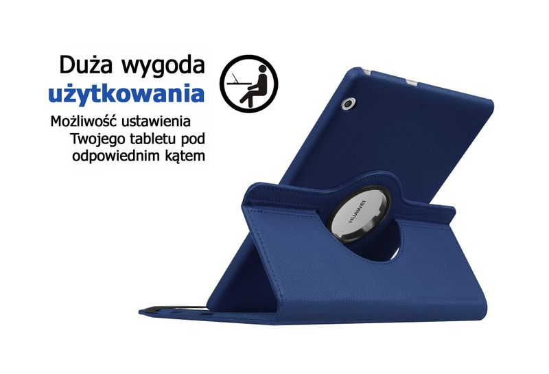 etui obrotowe 360 huawei mediapad T3 10' + szkło AGS-W09 AGS-L09 na Arena.pl