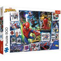 TREFL PUZZLE 500 EL. SPIDERMAN 37391