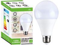 Żarówka LED ART (E27, 15 W, 1200 lm, ciepła, 2900 K)