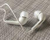 Oryg. słuchawki z mikrofonem SAMSUNG EHS64 białe zdjęcie 7