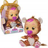 TM TOYS CRY BABIES Płaczący bobas NALA Tygrysek