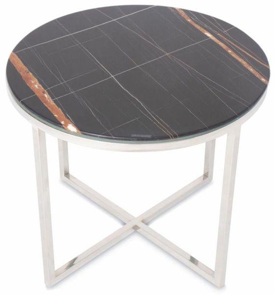 Stolik kawowy ława stół marmurowy szklany blat zdjęcie 1