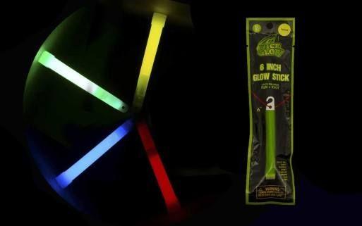 Światło chemiczne Light Stick - zielony zdjęcie 2