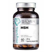 MyVita - MSM 600 mg Silver Pure 100 % - 60 kaps.