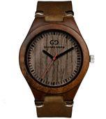 Drewniany zegraek męski Giacomo Design GD08014