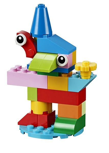 LEGO Classic - Kreatywne klocki LEGO 10692 zdjęcie 3