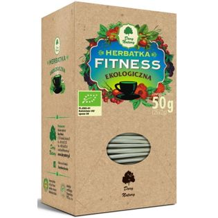 Herbata Fitness na odchudzanie 25X2G Eko Dary Natury