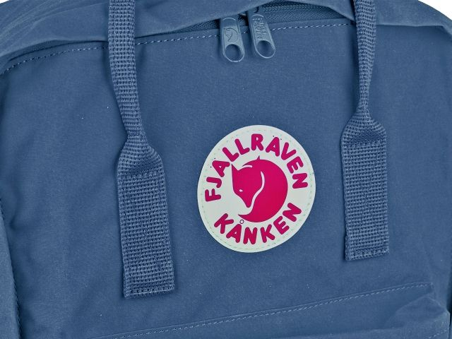 Plecak KANKEN FJALLRAVEN Royal Blue F23510-540 zdjęcie 6