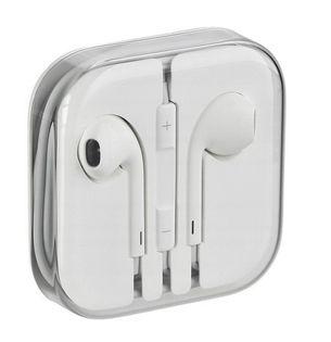 ORG słuchawki Earpods Apple iPhone 5/5C/5S/6 + 4S
