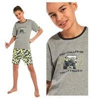 piżama chłopięca CORNETTE 217/74 JEEP 110-116