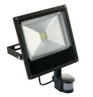 Halogen LED SMD 20W z czujnikiem ruchu, zmierzchu, lampa