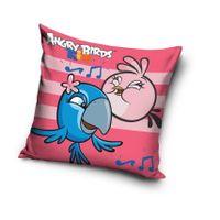 Poszewka na poduszkę jasiek 40x40 (Angry Birds)