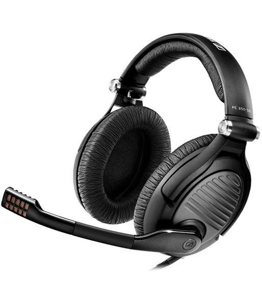 Słuchawki gamingowe Sennheiser PC 350 Special Edition Kolor - Czarny zdjęcie 2
