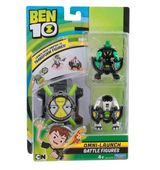 76793 OMNITRIX TRANSFORM BEN 10 ZEGAREK EPEE 2 FIG