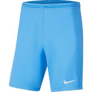 Spodenki dla dzieci Nike Dry Park III NB K jasnoniebieskie BV6865 412