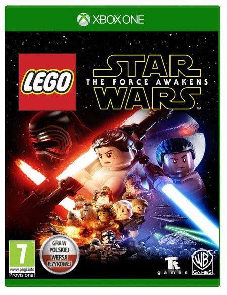 Lego Star Wars Przebudzenie Mocy Pl Dubbing Xbox One Nowa Arenapl