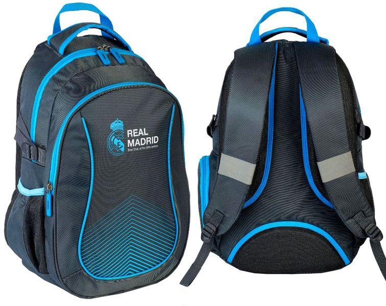 Plecak Szkolny REAL MADRYT Młodzieżowy RM-148 zdjęcie 1