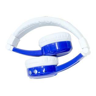 Słuchawki Podróżne Dla Dzieci 3+ Inflight 75/85/94Db Buddyphone Różowe