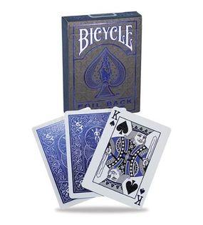 Karty Metalluxe Niebieskie