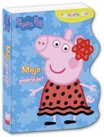 Peppa Pig. Poznajmy się. Moje podróże.