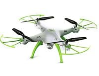 Syma X5HW biały - Zielony