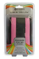 Etui na DSi DS Lite 3DS Różowe Exspect
