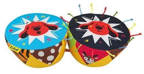 Bębenki Bongo