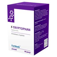 ForMeds F-TRYPTOPHAN aminokwas L-TRYPTOFAN 21 g 60 porcji