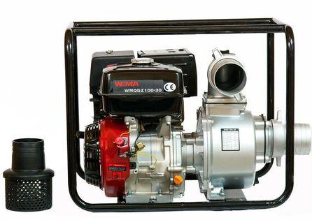Motopompa spalinowa benzynowa 96m3/h pompa WEIMA WMQGZ100-30!!!