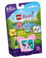Lego Friends  Kostka Stephanie z kotem