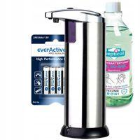 GOTOWY zestaw: automat. dozwonik+litr żelu+baterie