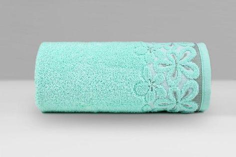 Ręcznik Bella 50x90 Greno MIĘTOWY