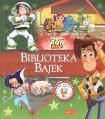 Toy Story. Biblioteka Bajek praca zbiorowa