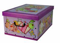 Pudełko Kartonowe Mini Szkoła Przybory