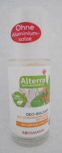 Alterra Deo-Balsam melisa antyperspirant