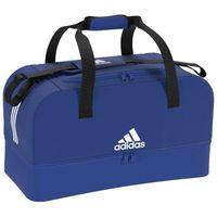 Torba sportowa adidas TIRO  niebieska na ramię treningowa średnia