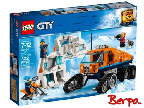 LEGO® 60194 City - Arktyczna terenówka zwiadowcza na Arena.pl