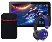Tablet edukacyjny dla dzieci KIDS 3G +gry +słuchawki +etui +modem 3G