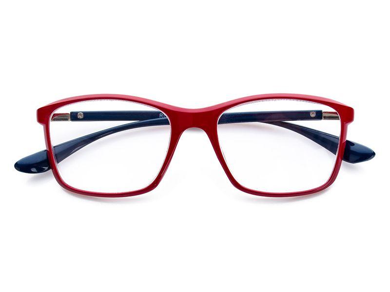 Damskie korekcyjne okulary do czytania plusy +1,00 zdjęcie 1