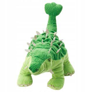 IKEA JATTELIK Pluszak dinozaur Ankylozaur/jajo 37c