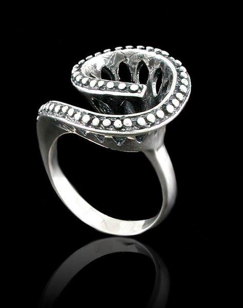pierścionek rozmiar: 16 ,srebro 925 zdjęcie 3