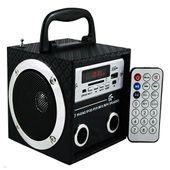 Przenośny głośnik z akumulatorem, Radio budowlane, warsztatowe