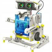 DUŻY ROBOT SOLARNY WALLIE 13W1 edukacyjna zabawka