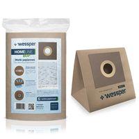 Papierowe worki do odkurzaczy Wessper WES1014 HomeLine Eco 5 szt