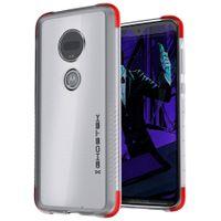 Etui Covert 3 Motorola Moto G7 przezroczysty