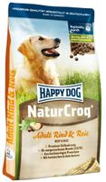 Karma dla psa Happy Dog NaturCroq Rind&Reis 15kg Damowa Dostawa