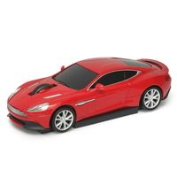 Aston Martin Vanquish - czerwony - mysz bezprzewodowa Autodrive